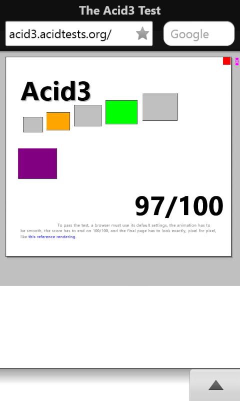 ACID3 na Operze
